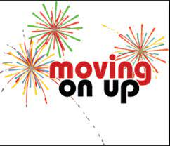MOVING ON UP | Great Days | Move on up, Things to come, Moving