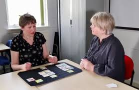 What is Talking Mats? An Interview with Lois Cameron