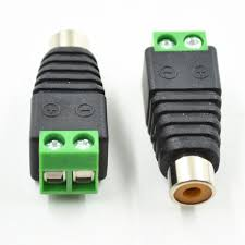 5 pairs speaker wire cable to female male rca connector adapter Speaker Wire Harness Male Female Plugs 5 pairs speaker wire cable to female male rca connector adapter jack plug led Automotive Wire Harness Plugs