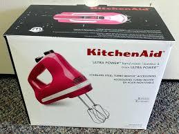 kitchenaid 5 sd hand mixer 5 sd ultra power hand mixer flamingo pink new kitchenaid 5 kitchenaid 5 sd hand mixer