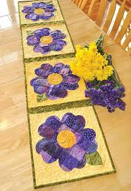 patchwork table runner pattern
