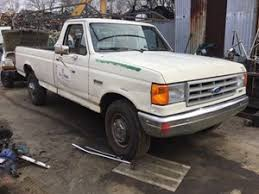 Salvage Heavy Duty Ford FORD F250 PICKUP Trucks | TPI