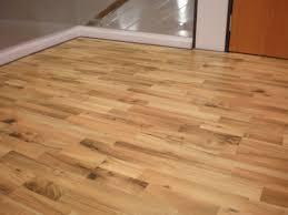 simple tile flooring that looks like wood