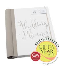 Wedding Planner Book Gift Of The Year 2015 Finalist Bride To B