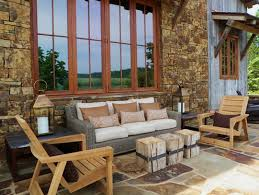 outdoor furniture decor. Rustic Outdoor Furniture With Various Examples Of Best Decoration To The Inspiration Design Ideas 18 Decor