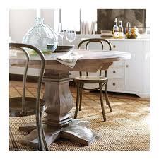 Antique Round Kitchen Table Home Decorators Collection Aldridge Antique Grey Dining Table