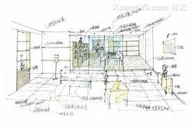 interior design hand drawings. Interior Renderings By Michael Harold | The Bohmerian Design Hand Drawings