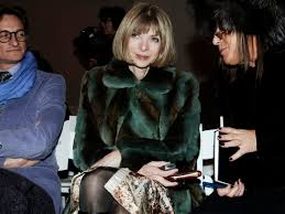 under wintour vogue reestablished itself as the dominant american fashion magazine anna wintour office google