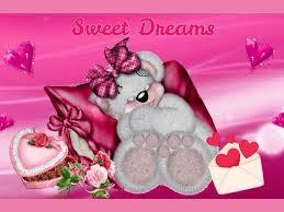 dreams teddy bear pink sweet wallpaper flower photo