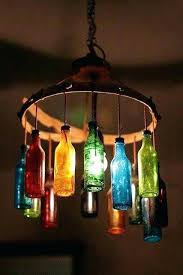 glass bottle chandelier pin by on crafts wine bottle chandelier bottle chandelier and glass jar lighting glass bottle chandelier