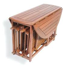 patio furniture with storage outstanding folding dining table with chair storage tables teak patio furniture teak patio furniture with storage