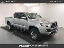 New 2019 Toyota Tacoma 2WD SR5 Double Cab 5' Bed V6 AT Truck in ...