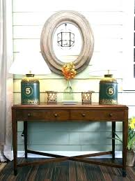 how to decorate entryway table. How To Decorate Entryway Table It A Foyer Window Ledge