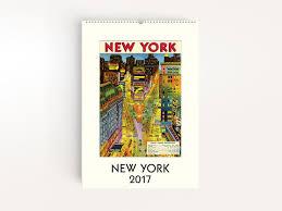 cavallini 2017 wall calendar new york jenni bick bookbinding on new york in art wall calendar 2017 with 30 best places new york images on pinterest book binding