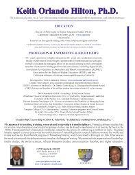 Resume Executive Summary Sample Data Scientist Phd Executive