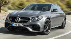 Mercedes E 63 AMG S 4Matic+ (<b>W213</b>) 612 hp - Specs & performance