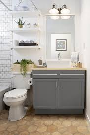 Small Bathrooms With Shower Only Metal Knob Above Toilet Beside Bathroom Colors For Small Bathroom