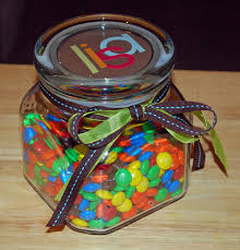 Decorated Candy Jars GiftGiving 60 60 Project 60 Candy Jars Keepers Ministry 35