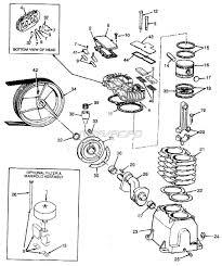 Air pressor parts diagram elegant speedaire 2z499a 2z499b 2z630b