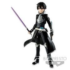 Sword Art Online Figure Kirito Overseas