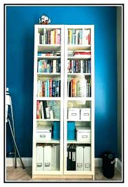bookcase ikea bookcase with glass doors white bookshelf bookcases billy cabinet bookshelves cab