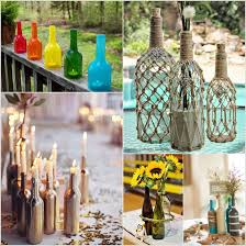 Decorating Empty Wine Bottles 100 Amazing Wine Bottle Crafts to Decorate Your Home With 97