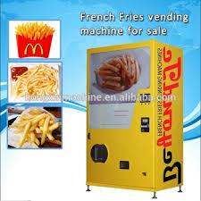 Hot Chip Vending Machine Locations Inspiration Hot Sale French Fries Vending Machine Buy French Fries Vending