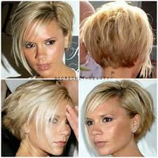 Short Haircuts With Front And Back Pictures Kapsels On Pinterest