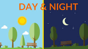 You And The Night And The Music Chart Day And Night Video For Kids