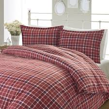 highland check duvet cover collection by laura ashley home