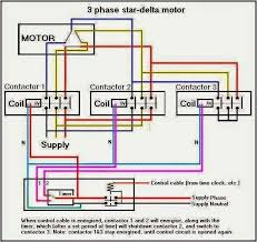 phase air compressor motor starter wiring diagram  3 phase star delta motor on 3 phase air compressor motor starter wiring diagram