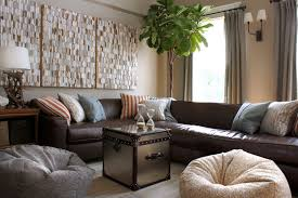 dark furniture living room. Nice-wall-color-with-dark-brown-furniture-picture- Dark Furniture Living Room P