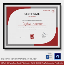 free training completion certificate templates free training completion certificate templates certificate of