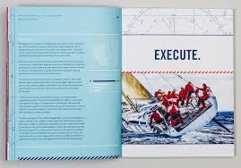 Charting The Course Theme Charting Our Course 2014 Annual Report Graphis