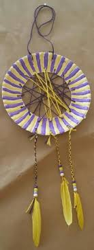 Dream Catcher Party Plates Mesmerizing Make These Beautiful Paper Plate Dream Catchers With Your Children