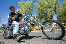 peter fonda s famous captain america chopper from easy rider
