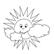 Small Picture Sun Coloring Pages Free Printables MomJunction