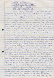 essay on experience in life life changing experience essay uk essays