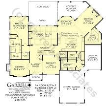 Plan 15651GE AwardWinning Gable Roof Masterpiece  Mountain Luxury Mountain Home Floor Plans