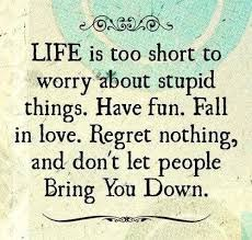 Lifes Too Short Quotes Awesome Lifes Too Short Quotes Impressive Life Is Too Short The Daily Quotes