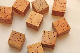Wooden Game Cubes Cool DIY Wood Cube Puzzle Factory Direct Craft Blog