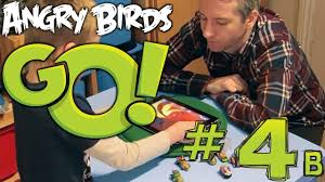 ria firm: FamilyGamerTV Angry Birds Go! App (4b of 5) Game-Play Hands On  Preview