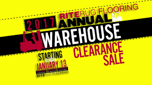 riterug flooring warehouse january 2017