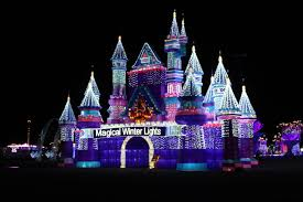 Magical Winter Lights Tickets Gallery A Magical Display Of Festive Entertainment