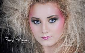 tracy romans paone hair stylist makeup artist slideshow image