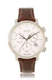 classic men s watches and chronographs from hugo boss chronograph