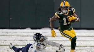 Adams shines in snow as Packers trounce Titans - TSN | Canada News Media