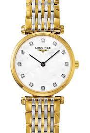 longines watches goldsmiths la grande classique range
