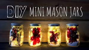 Mini Jar Lights