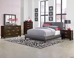 81550 Couture Platform Bedroom Set by Standard Furniture - DISCONTINUED